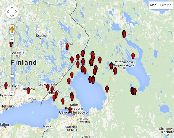 Jyväskylä kartta google